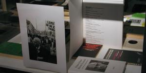 """Exhibition view """"Foucault and the Arts"""""""