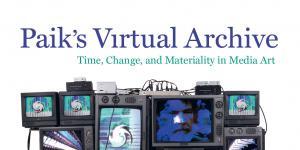 Buchcover »Paik's Virtual Archive«