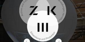 Screenshots der App »ZKM Guide«