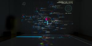 Realtime visualization of Tokyo Stock Exchange