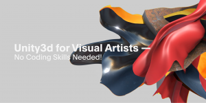 Event Poster: Unity3D for Visual Artists
