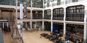 Das ZKM_Foyer