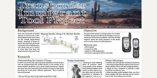 Border Art Research: Visible Borders, Invisible People, And The
