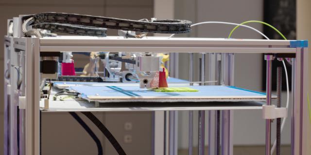A 3D-printer