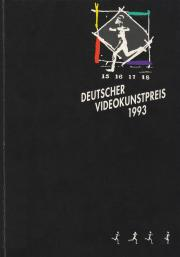 Cover der Publikation »Deutscher Videokunstpreis 1993«