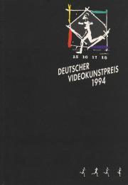 Cover der Publikation »Deutscher Videokunstpreis 1994«
