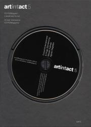 Cover der Publikation »Artintact 5«