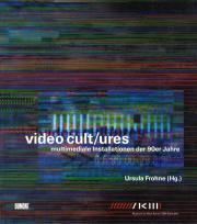 Cover of the publication »Video Cult/ures«