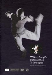 Cover der Publikation »William Forsythe: Improvisation Technologies«