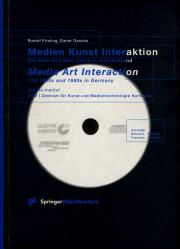 Cover der Publikation »Medien Kunst Interaktion«