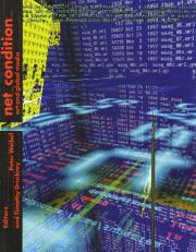 Cover der Publikation »Net_Condition«