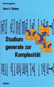 Cover der Publikation »Studium generale zur Komplexität«