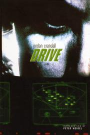 Cover of the publication »Jordan Crandall: Drive«