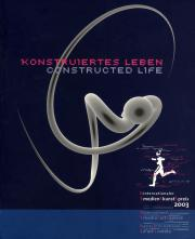 Cover of the publication »Konstruiertes Leben / Constructed Life«