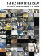 Cover of the publication »Das Bild in der Gesellschaft / The Role of Pictures in Society«