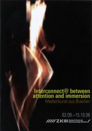 Cover of the publication »Interconnect@ between Attention and Immersion«