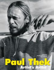 Cover der Publikation »Paul Thek«