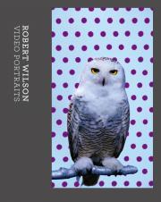 Cover der Publikation »Robert Wilson: Video Portraits«