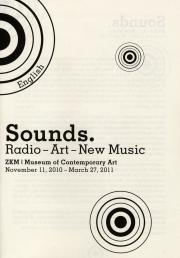 Cover der Publikation »Sounds (English)«