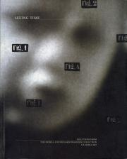 Cover der Publikation »Seeing Time. Selection from the Pamela and Richard Kramlich Collection of Media Art«