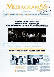 Cover der Publikation »Mediagramm Nr. 4«