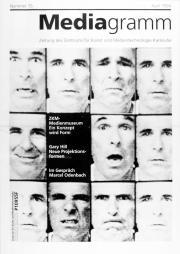 Cover der Publikation »Mediagramm Nr. 15«