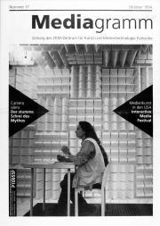 Cover der Publikation »Mediagramm Nr. 17«