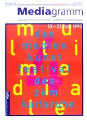 Cover der Publikation »Mediagramm Nr. 19«