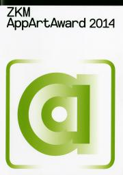 Cover der Publikation »AppArtAward 2014«