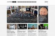 Screenshot der Online-Publikation »ZKM-Blog«