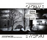 Cover of the leaflet for the exhbition »Global Games«
