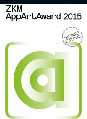 Cover der Publikation »AppArtAward 2015«