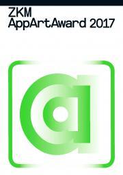 Coverbild der Publikation »ZKM AppArtAward 2017«