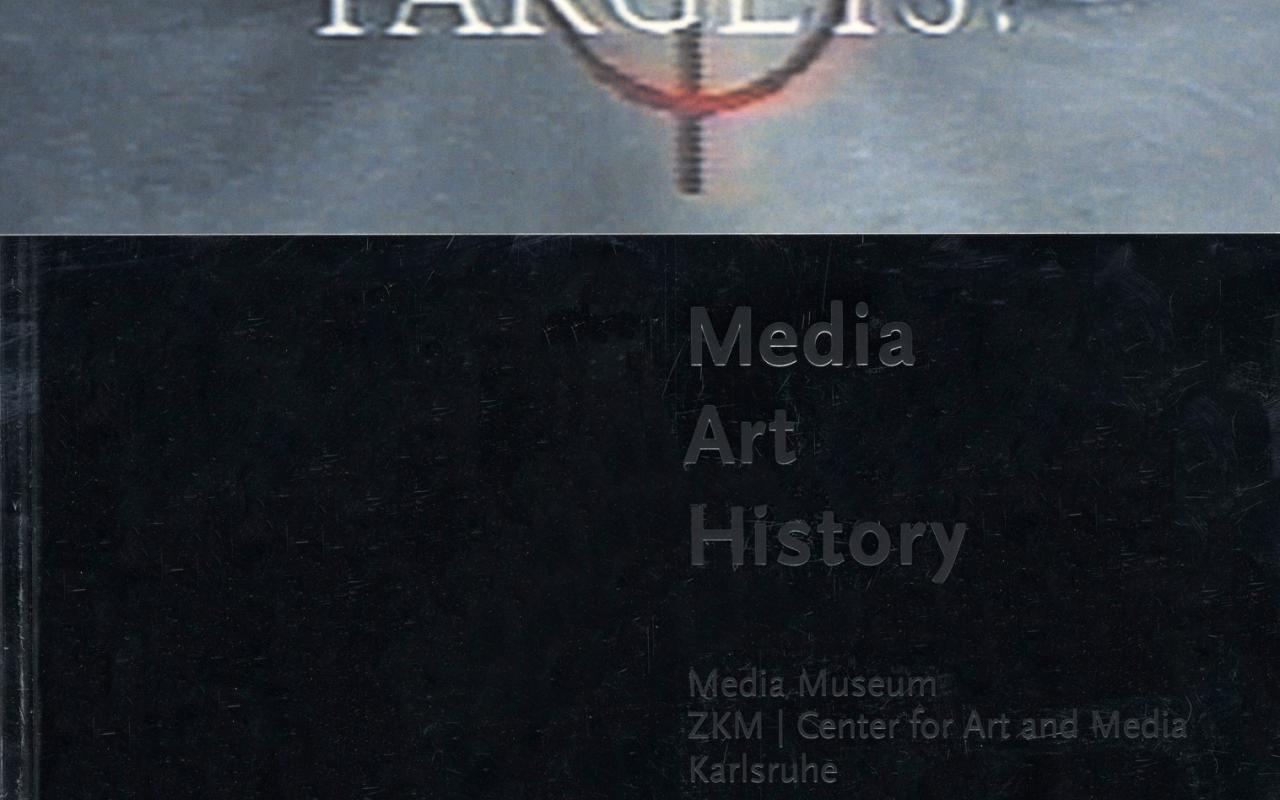 Cover der Publikation »Media-Art-History«
