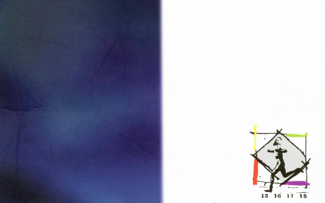 Cover der Publikation »Internationaler Videokunstpreis 1998 / International Award for Video Art 1998«