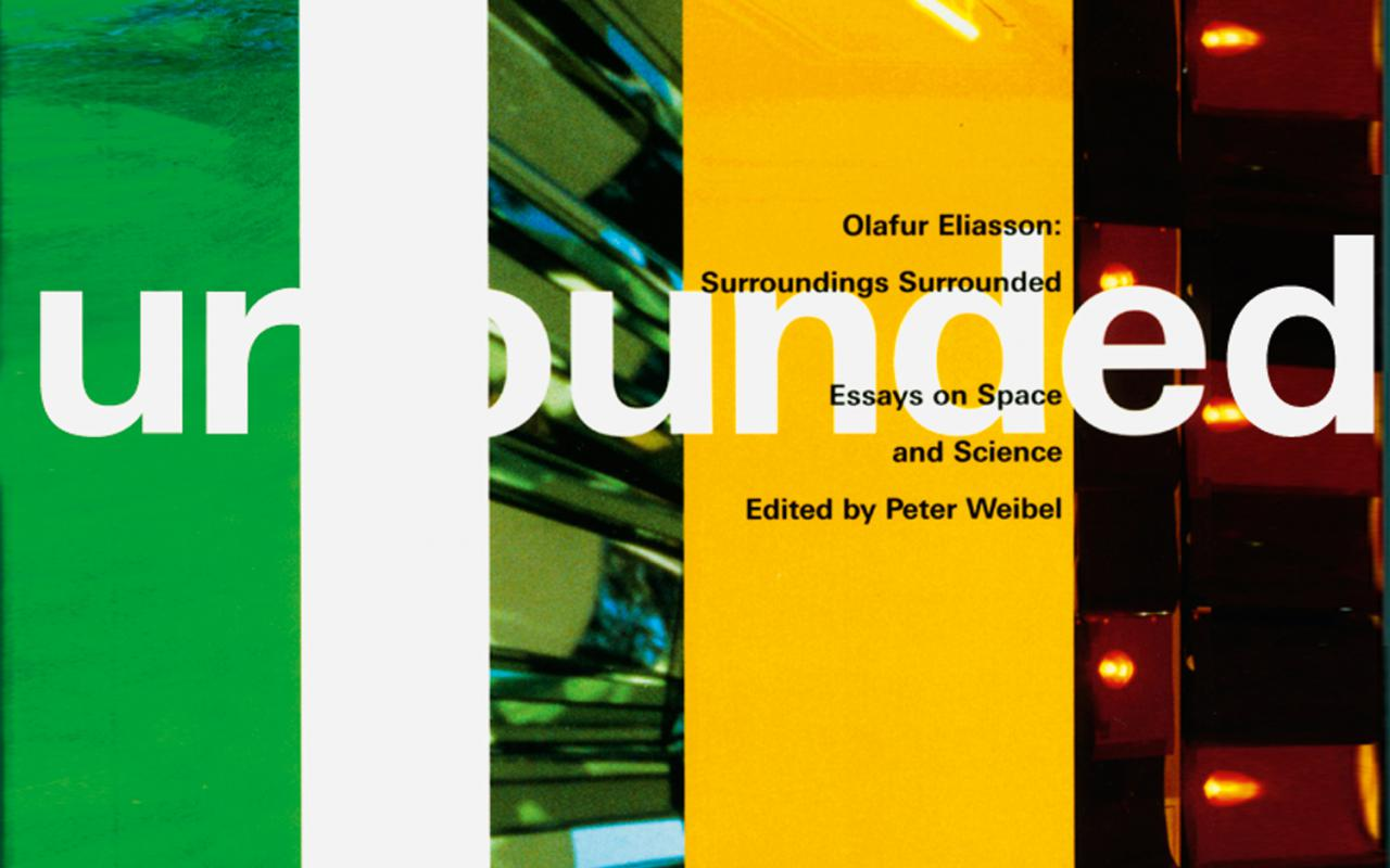 Cover der Publikation »Olafur Eliasson: Surroundings Surrounded«