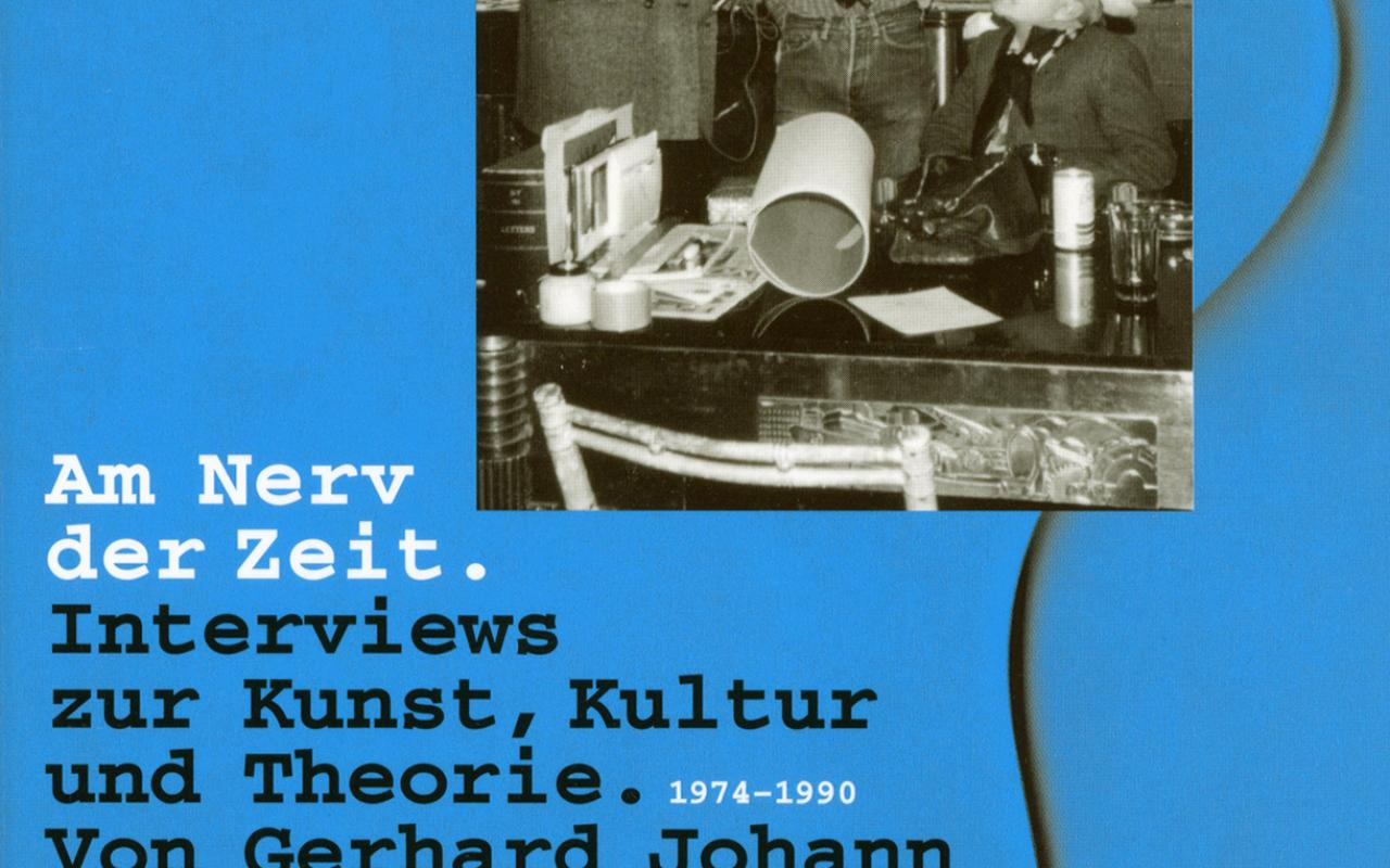 Cover der Publikation »Am Nerv der Zeit«