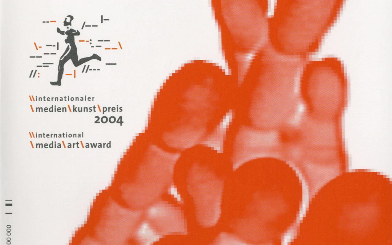 Cover der Publikation »Unsichtbares. Kunst_Wissenschaft / Invisible. Art_Science«