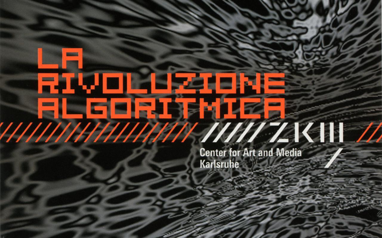 Cover der Publikation »La rivoluzione algoritmica«