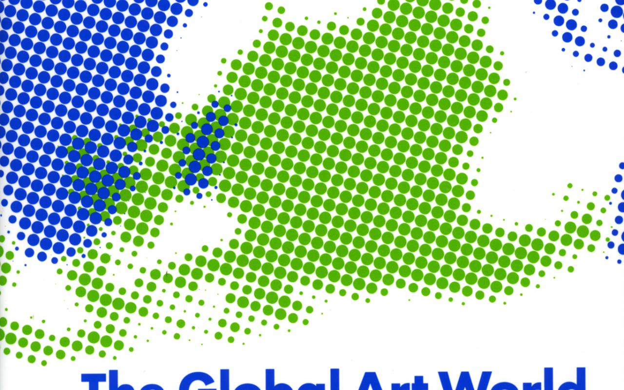 Cover der Publikation »The Global Art World«