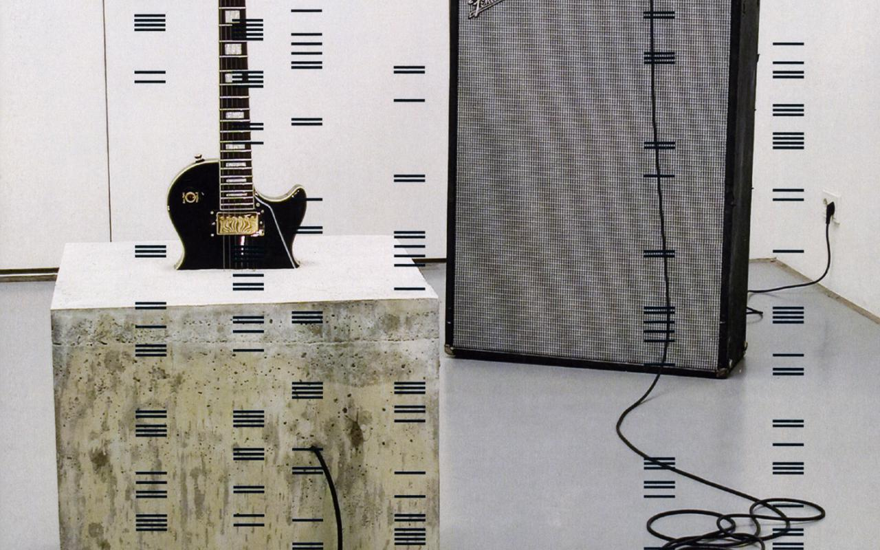 Cover der Publikation »Sound Art (1. Auflage). Klang als Medium der Kunst«