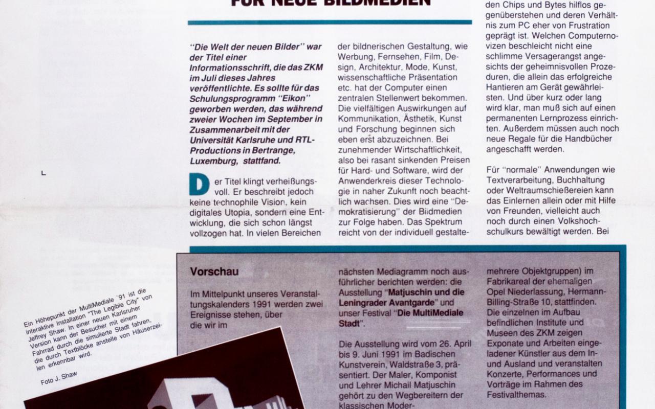 Cover der Publikation »Mediagramm Nr. 2«