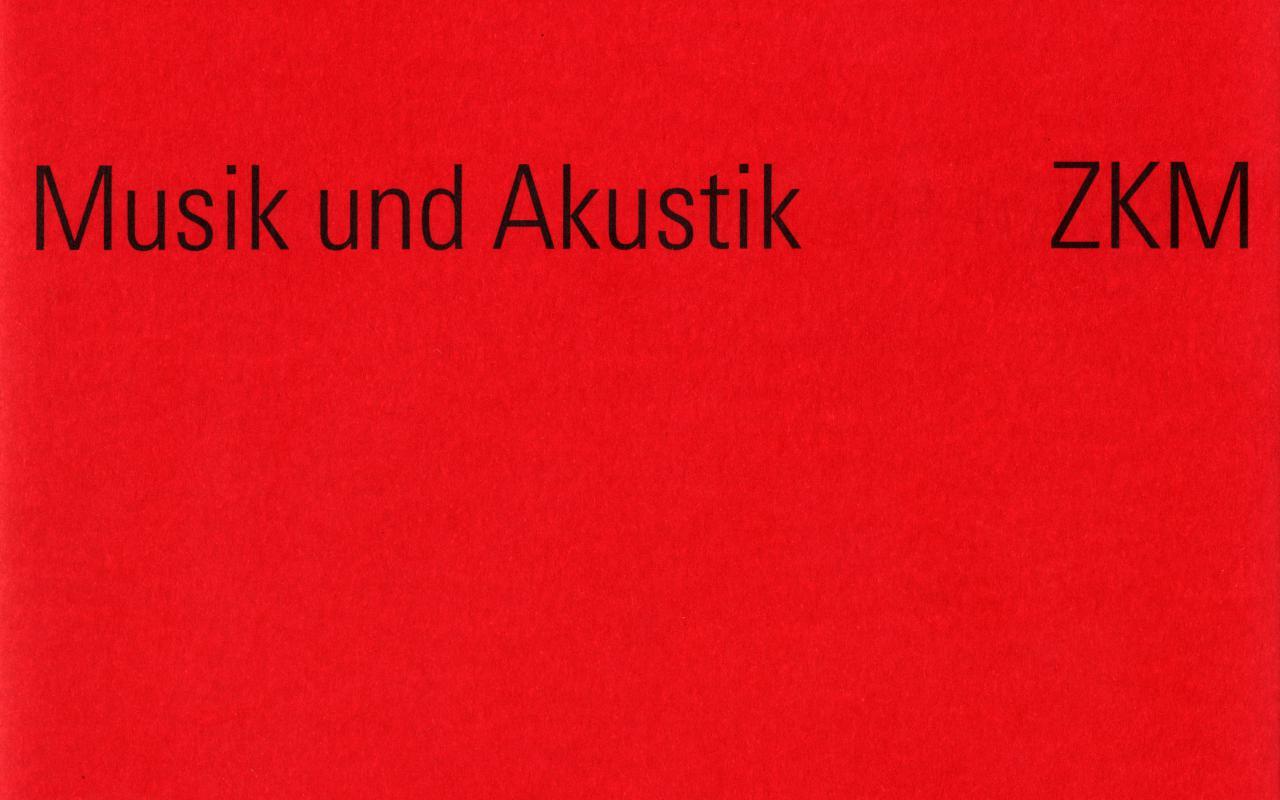 Rotes Cover mit schwarzer Schrift.