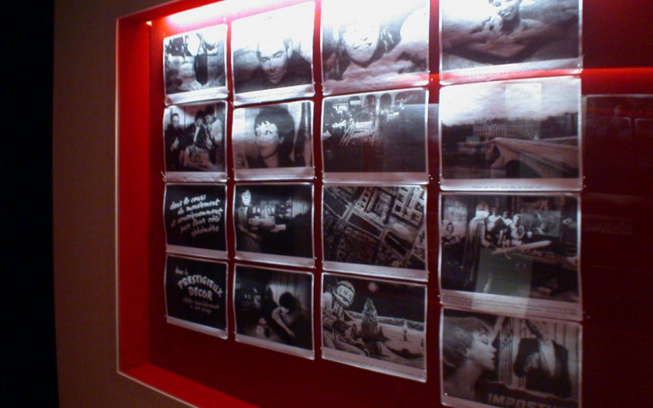 View of the exhibition »Guy Debord«