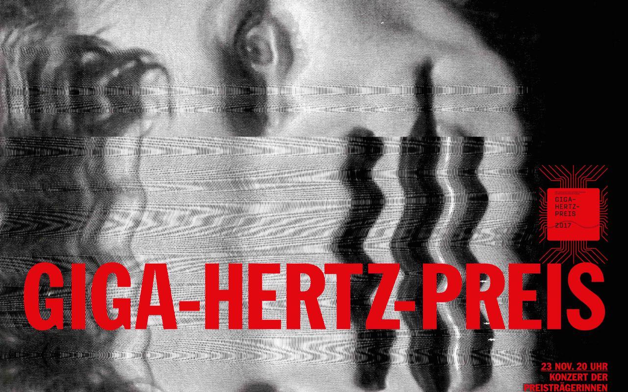 Web banner Giga-Hertz Award 2017 at ZKM | Karlsruhe