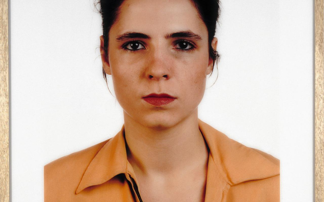 Portrait Anna Giese
