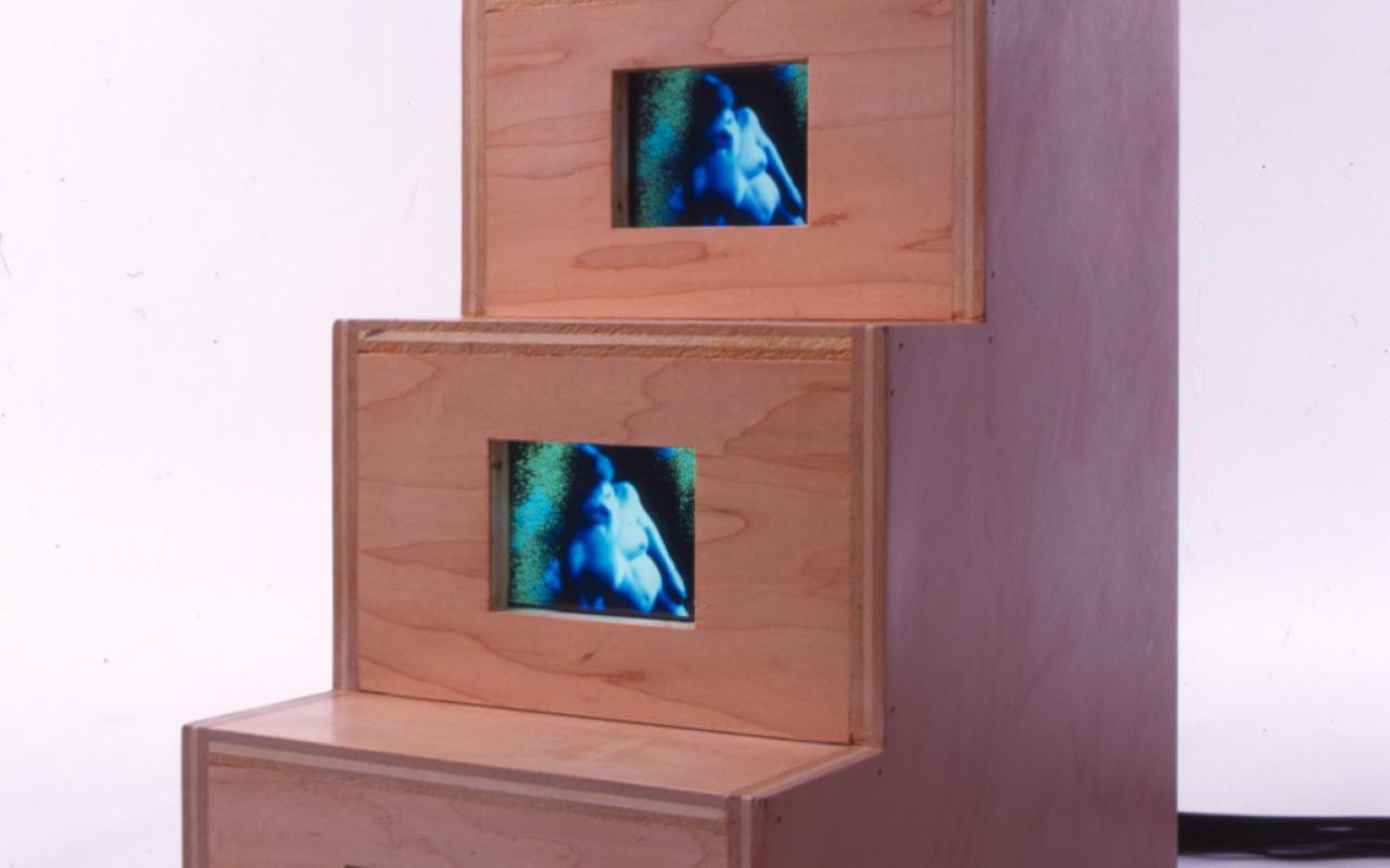 Duchampiana: Nude Descending a Staircase