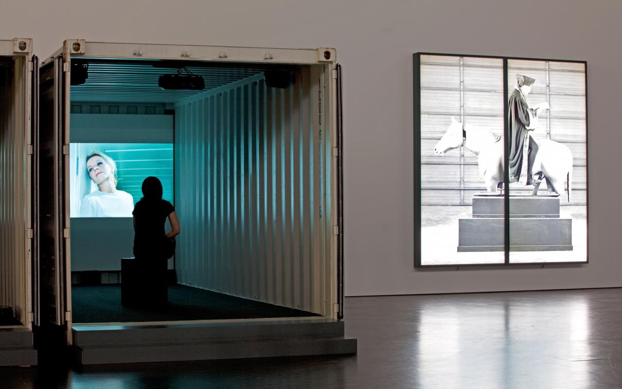 Ausstellungsansicht Fast Forward 02