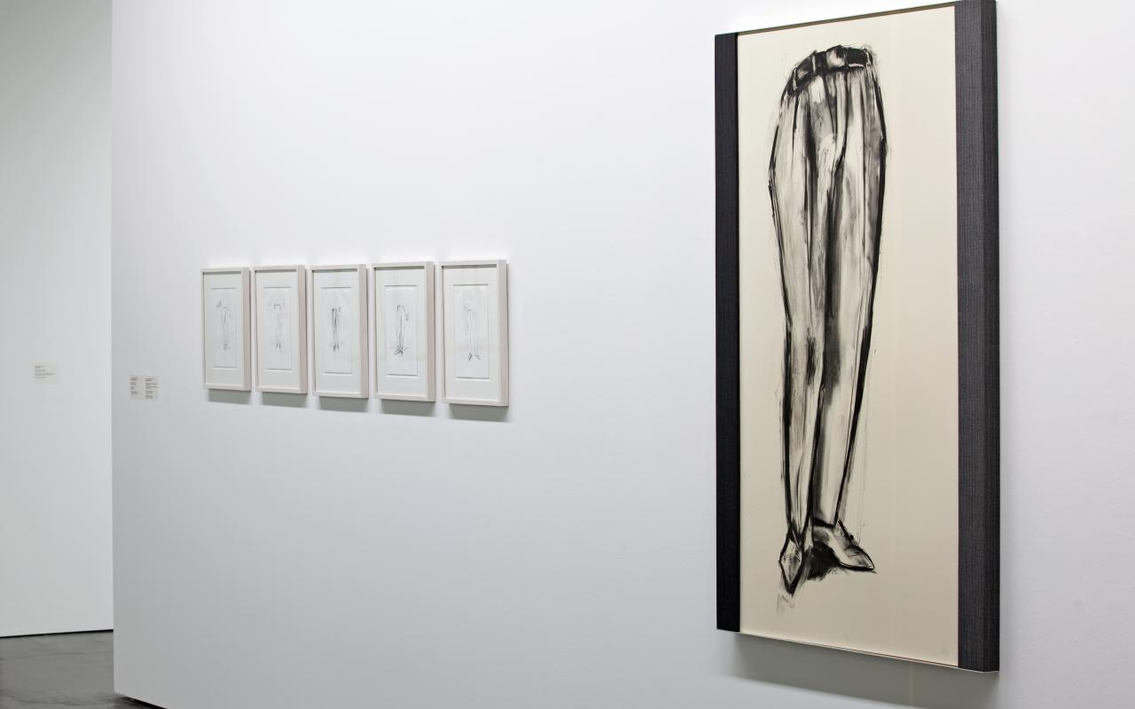 Exhibition view Stephan von Huene