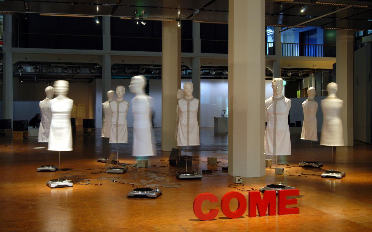 """Ausstellungsansicht """"Call me ISTANBUL ist mein Name"""""""
